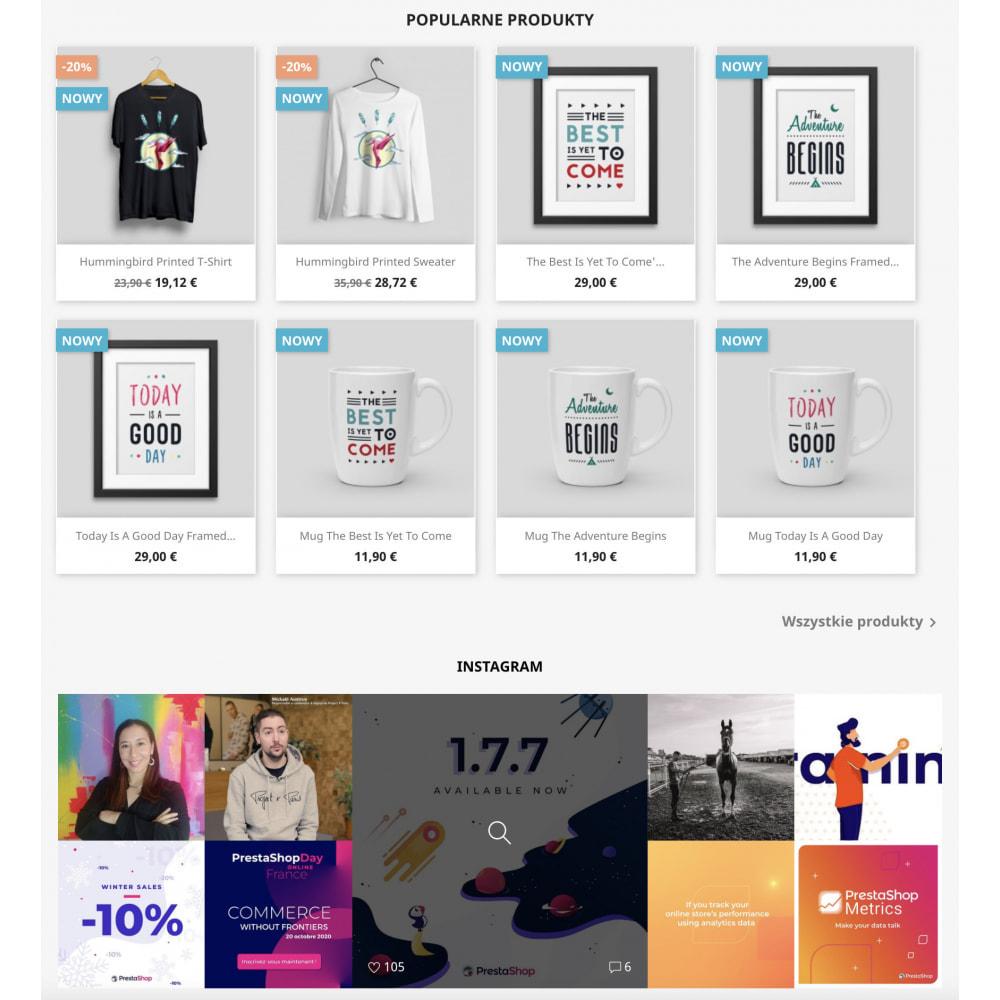 module - Produkten op Facebook & sociale netwerken - Insta Feed - instagram feed in your shop - 3
