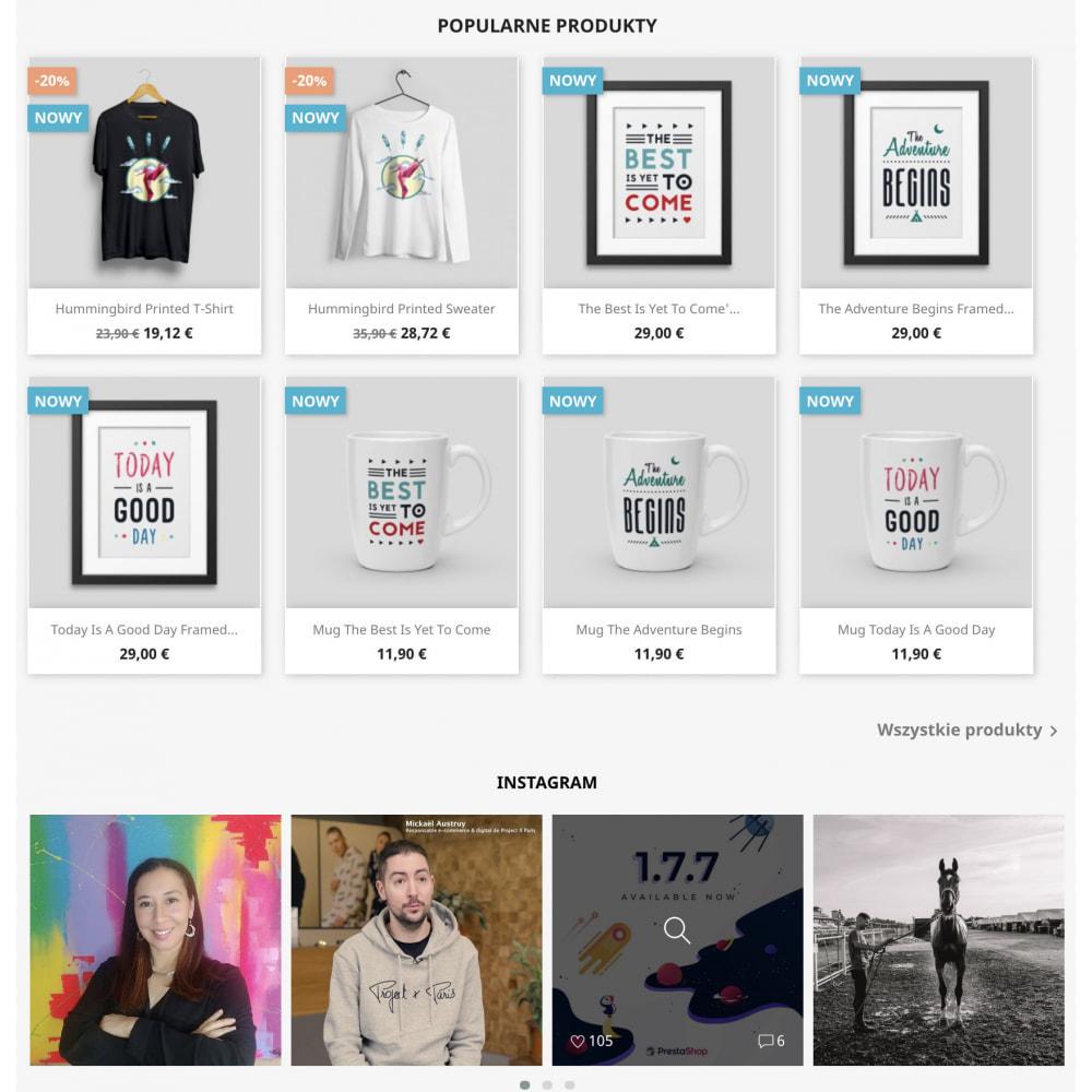 module - Produkten op Facebook & sociale netwerken - Insta Feed - instagram feed in your shop - 5