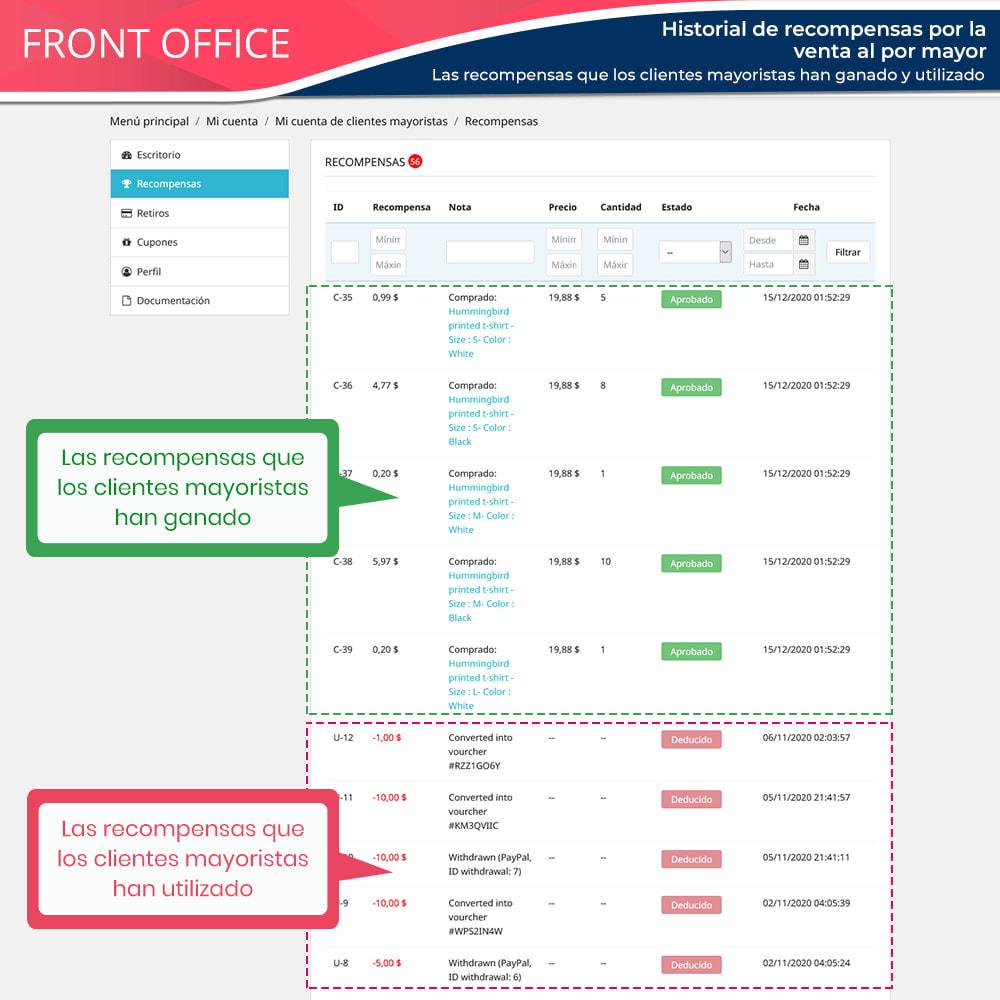 module - Ventas Privadas y Ventas Flash - Wholesale B2B: Plataforma experto de venta al por mayor - 10