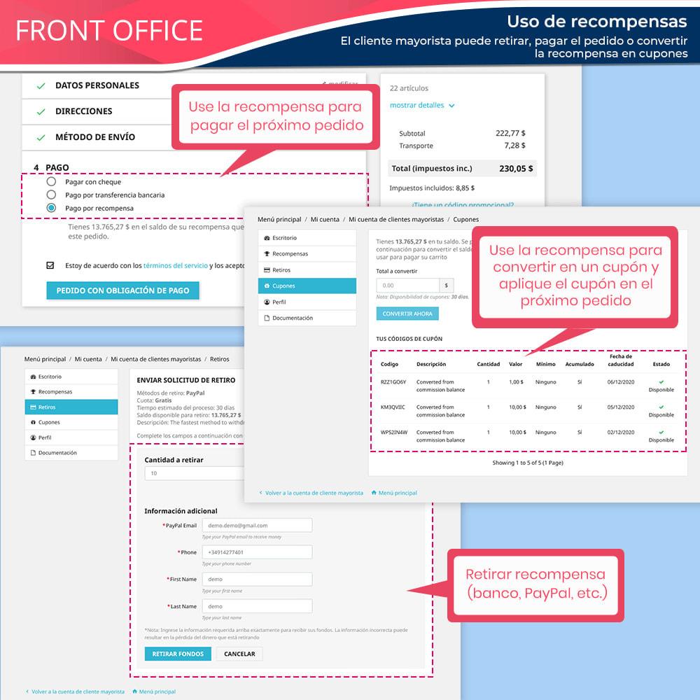 module - Ventas Privadas y Ventas Flash - Wholesale B2B: Plataforma experto de venta al por mayor - 11