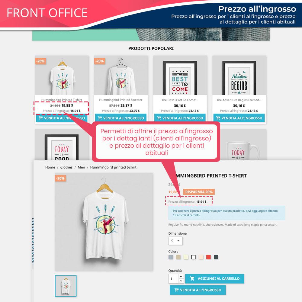module - Flash & Private Sales - Wholesale B2B - Piattaforma all'ingrosso professionale - 5