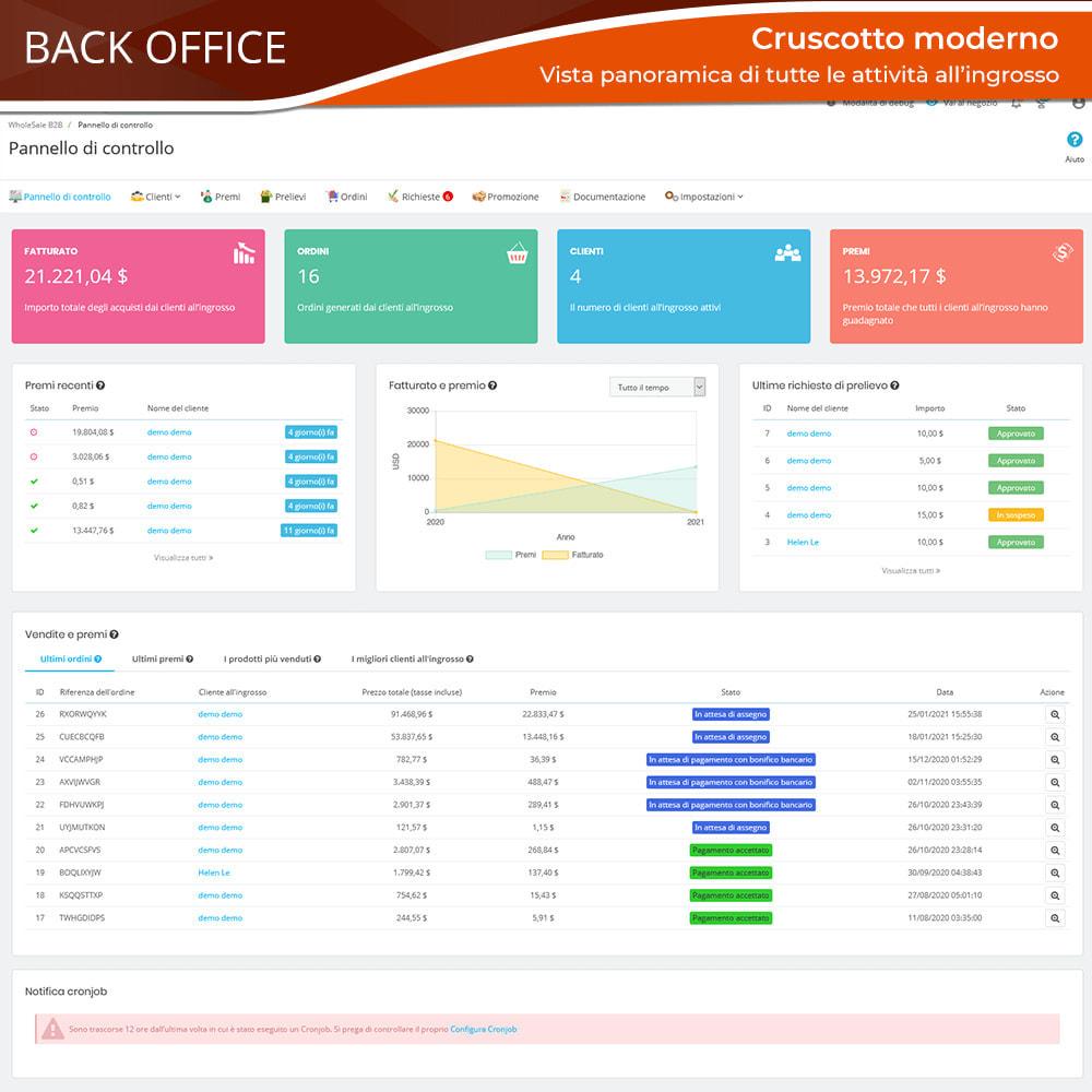 module - Flash & Private Sales - Wholesale B2B - Piattaforma all'ingrosso professionale - 13