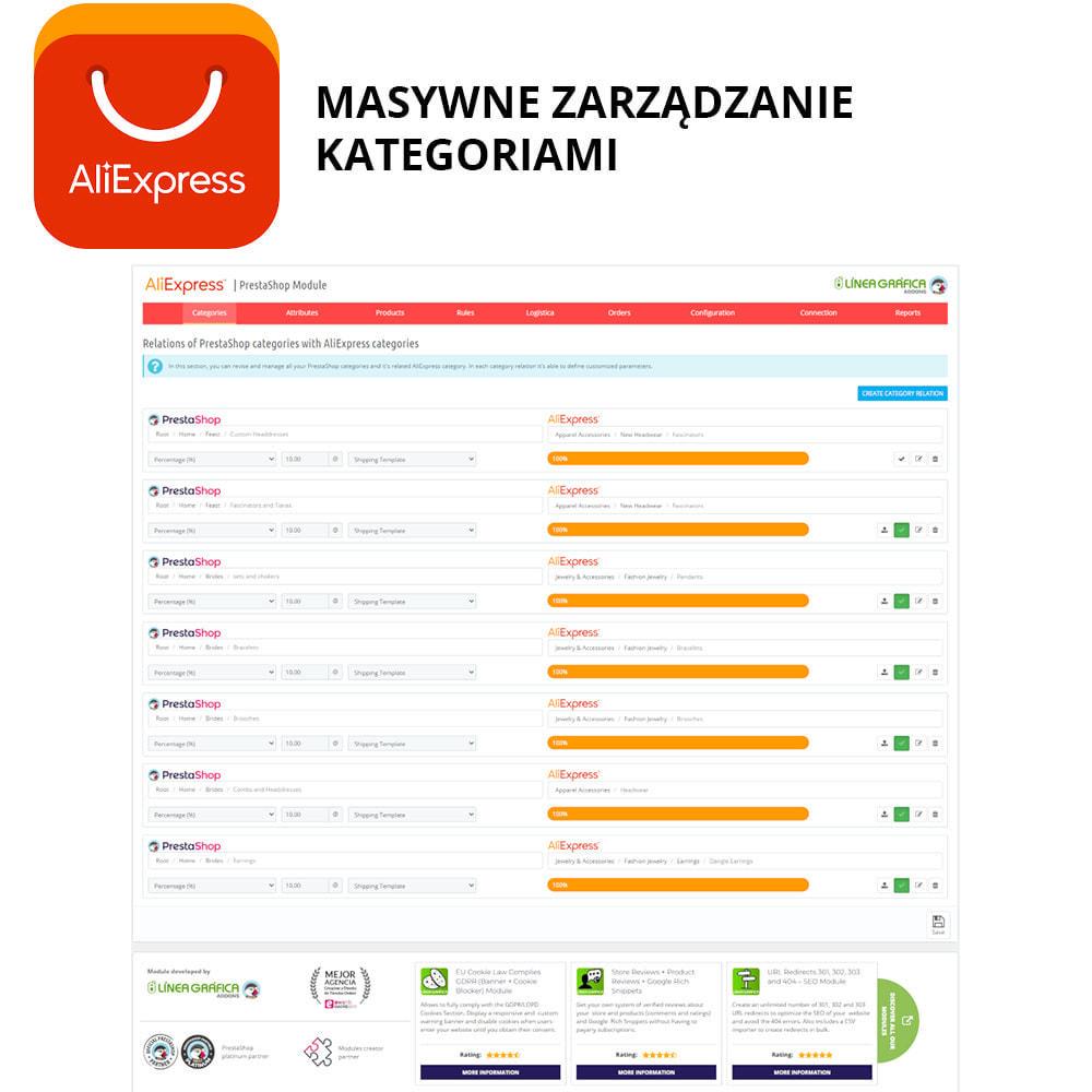 module - Platforma handlowa (marketplace) - AliExpress Oficjalny - 3
