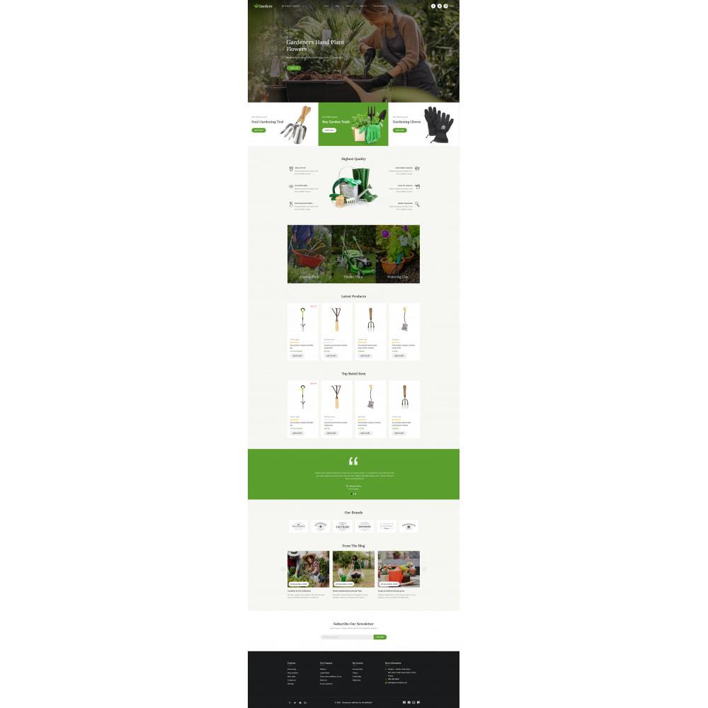theme - Home & Garden - Gardcro - Garden Tools Store - 2