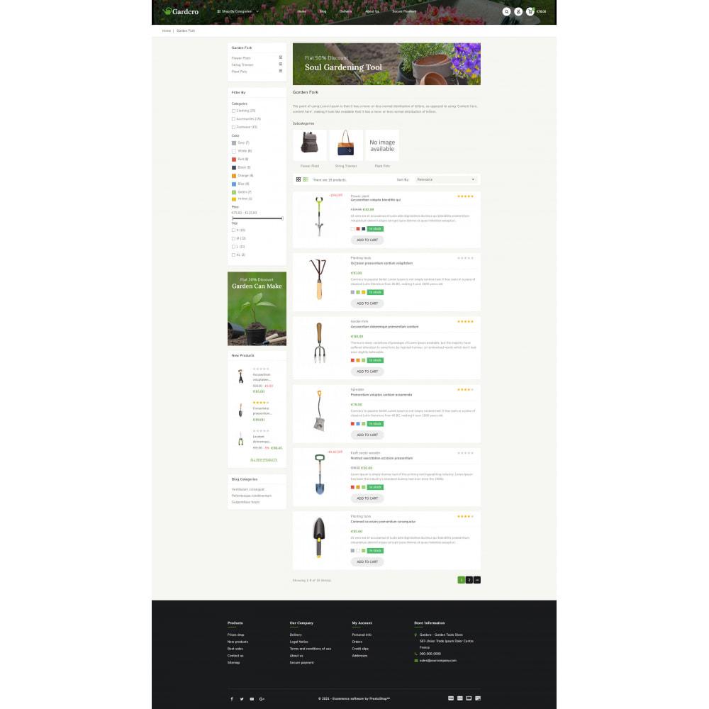 theme - Home & Garden - Gardcro - Garden Tools Store - 4