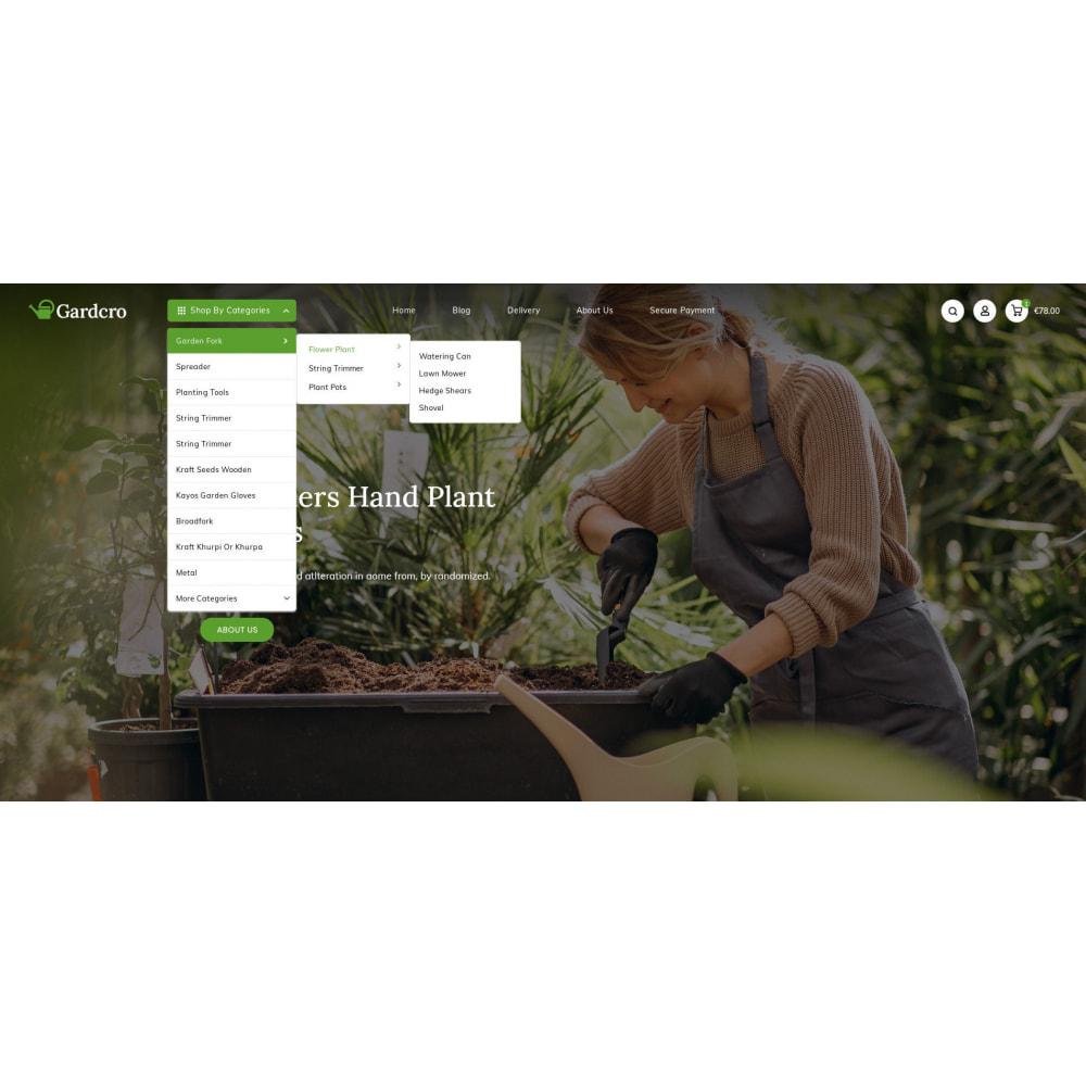 theme - Home & Garden - Gardcro - Garden Tools Store - 6