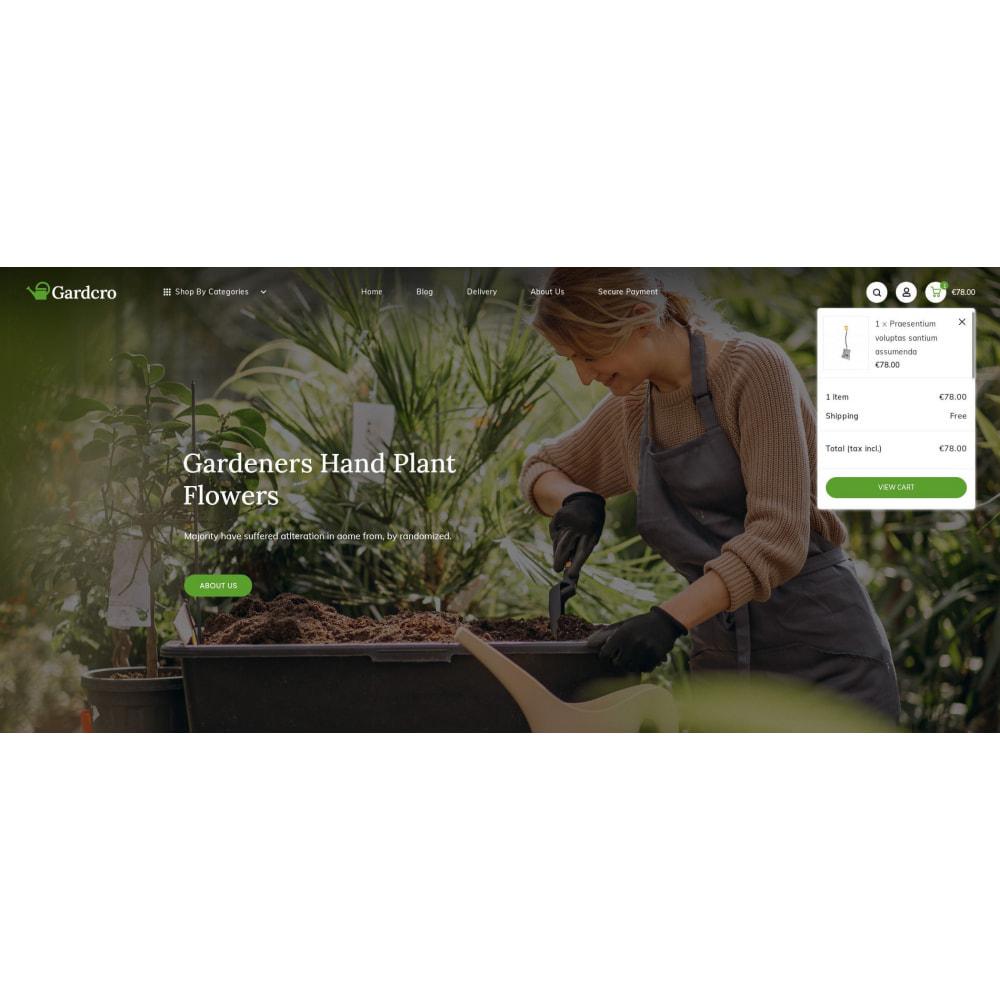 theme - Home & Garden - Gardcro - Garden Tools Store - 7