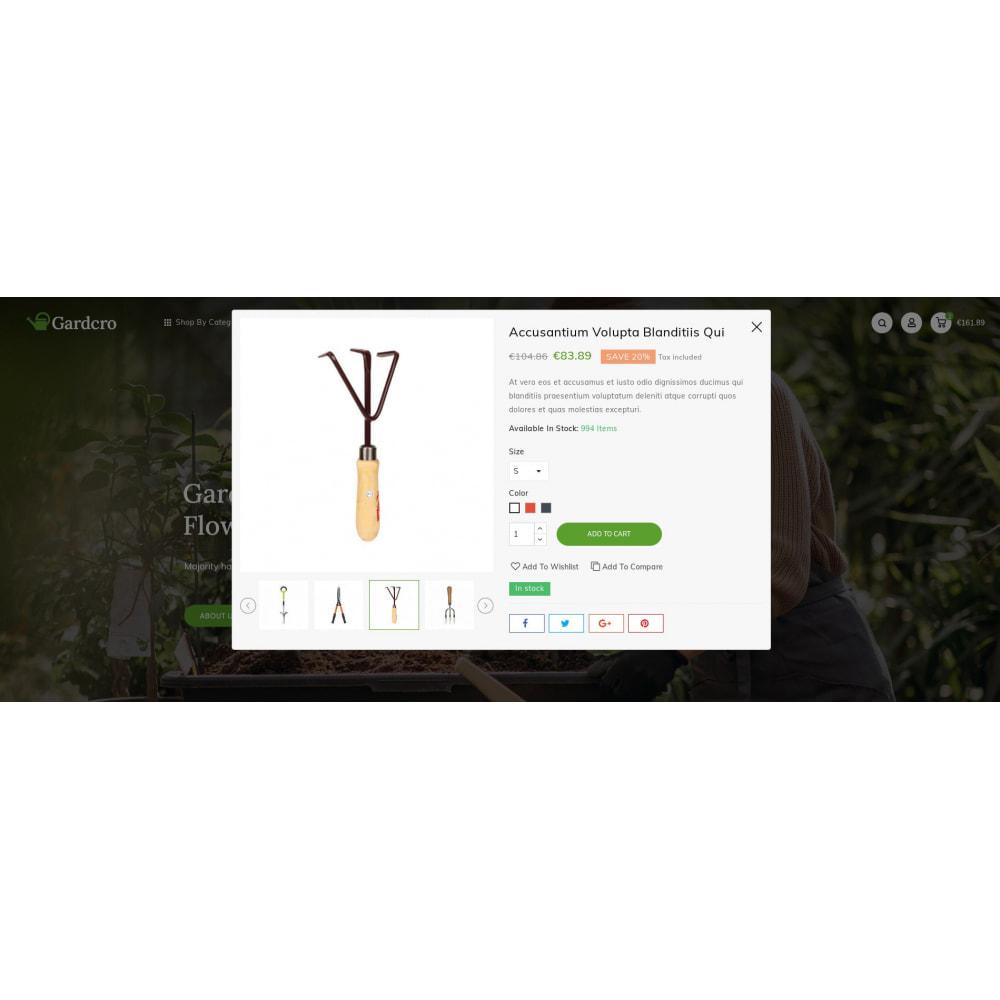 theme - Home & Garden - Gardcro - Garden Tools Store - 8