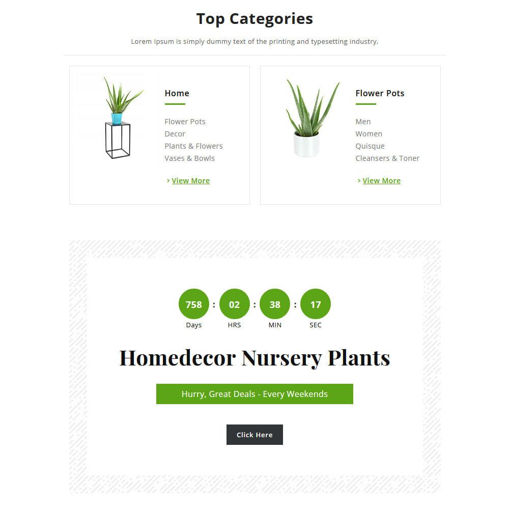 theme - Dom & Ogród - Glossy Nursery Plant & Tools - 5