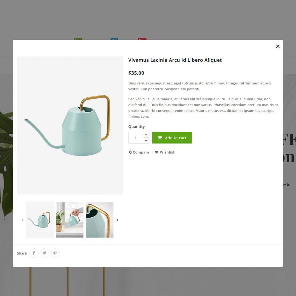theme - Dom & Ogród - Glossy Nursery Plant & Tools - 13