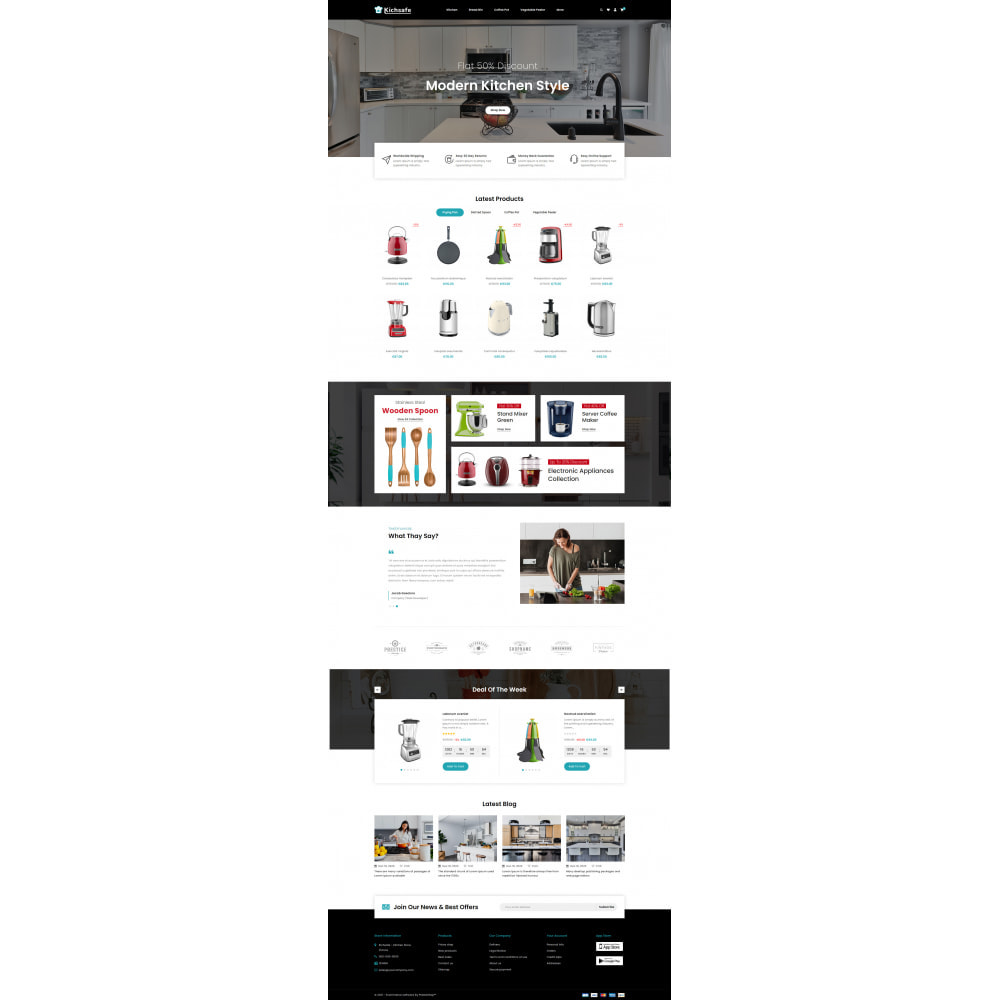 theme - Heim & Garten - Online Kitchen Store - 2