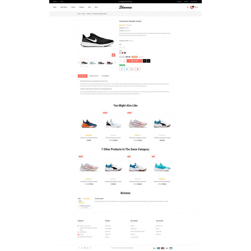theme - Fashion & Shoes - Shoerow - Shoes Store - 5