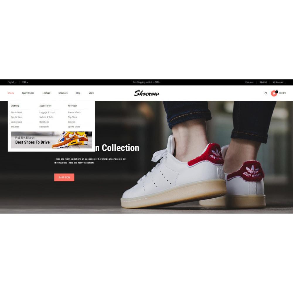 theme - Fashion & Shoes - Shoerow - Shoes Store - 6