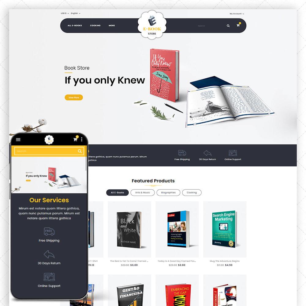 theme - Art & Culture - eBook store - 1