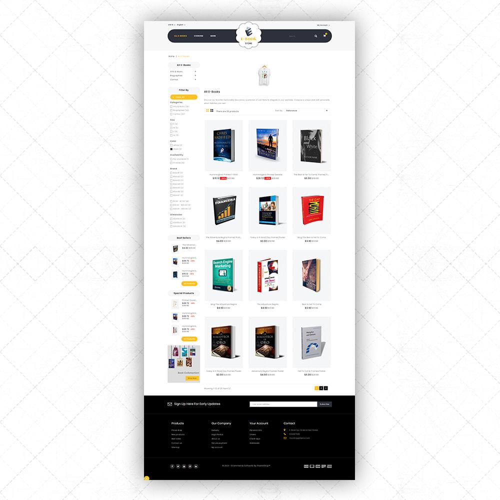 theme - Art & Culture - eBook store - 3
