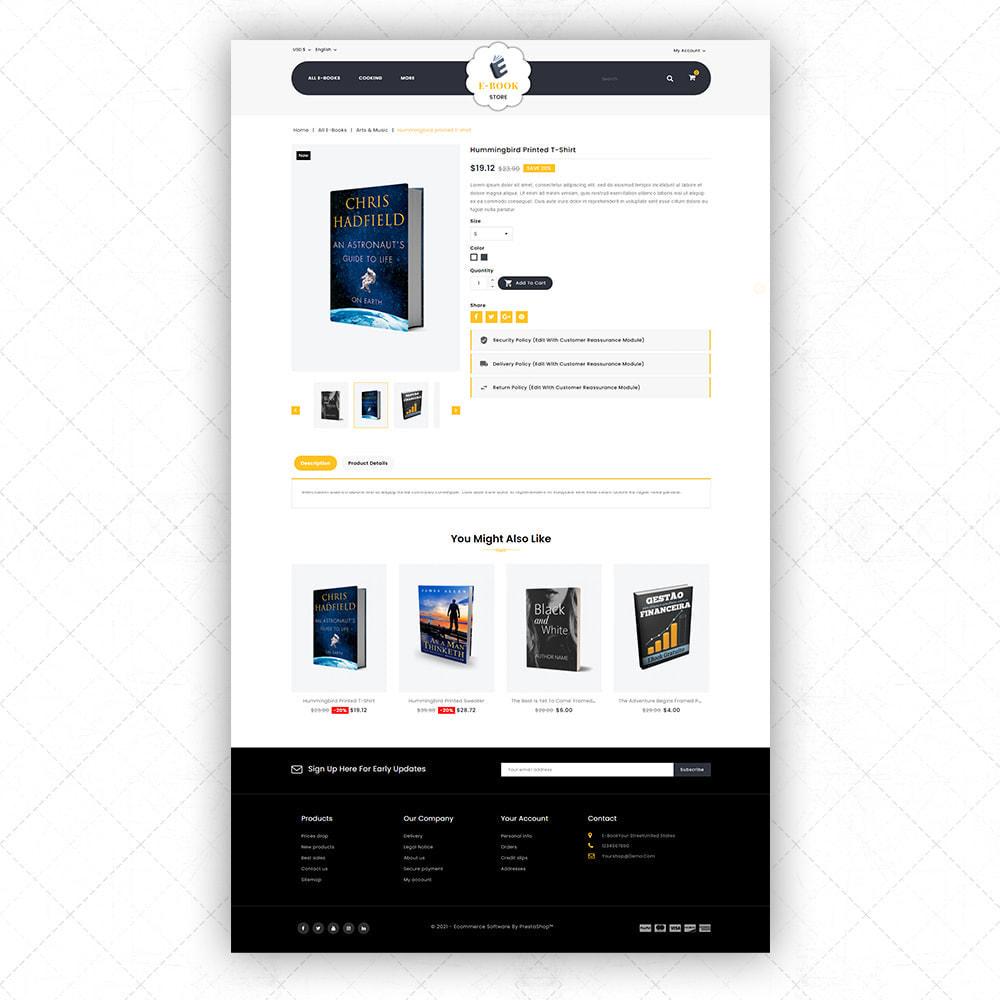 theme - Art & Culture - eBook store - 5