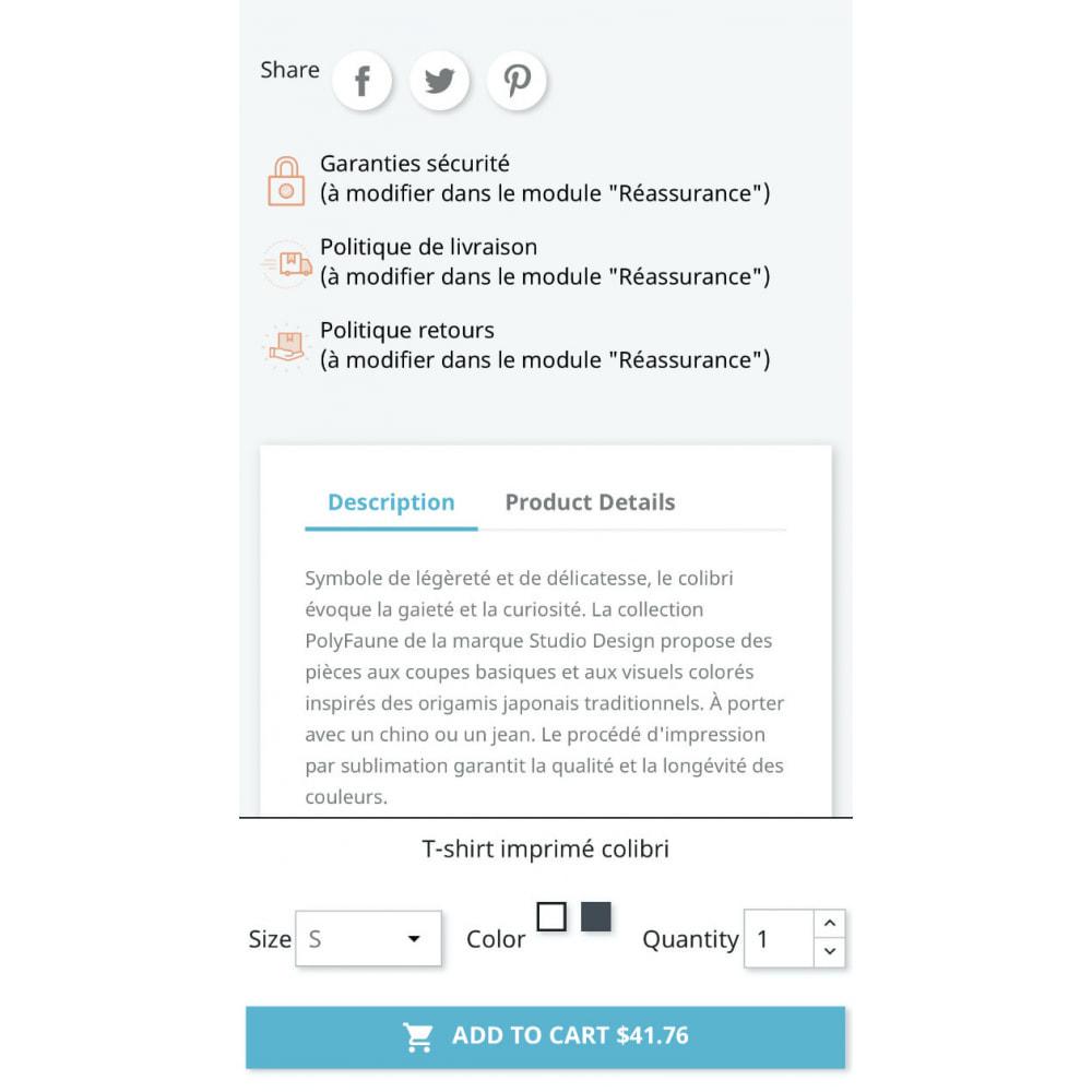 module - Szybki proces składania zamówienia - Fixed Add to Cart - 7