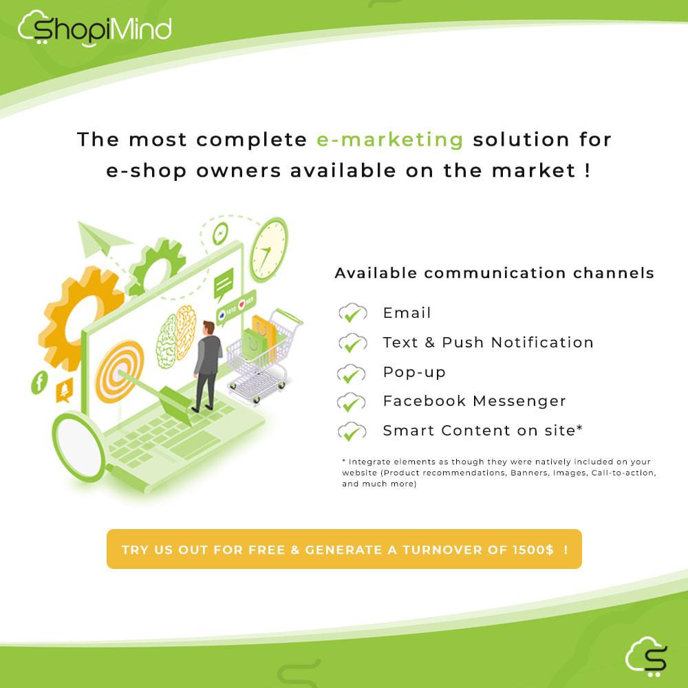 module - Remarketing & Warenkorbabbrüche - ShopiMind - Smart marketing multichanel - 2