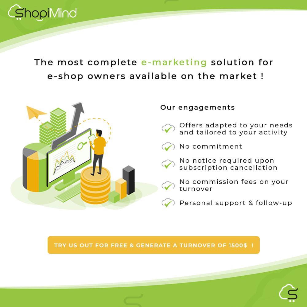 module - Remarketing & Warenkorbabbrüche - ShopiMind - Smart marketing multichanel - 3