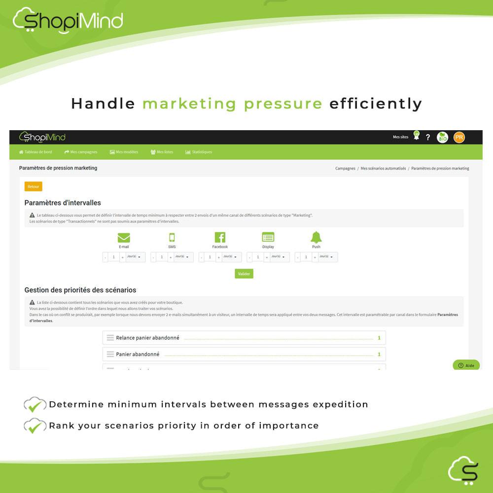 module - Remarketing & Warenkorbabbrüche - ShopiMind - Smart marketing multichanel - 7