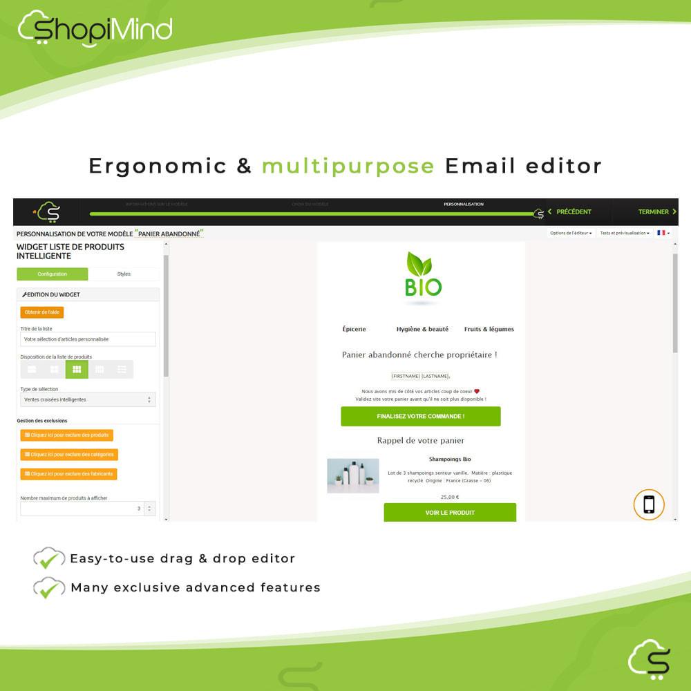 module - Remarketing & Warenkorbabbrüche - ShopiMind - Smart marketing multichanel - 8