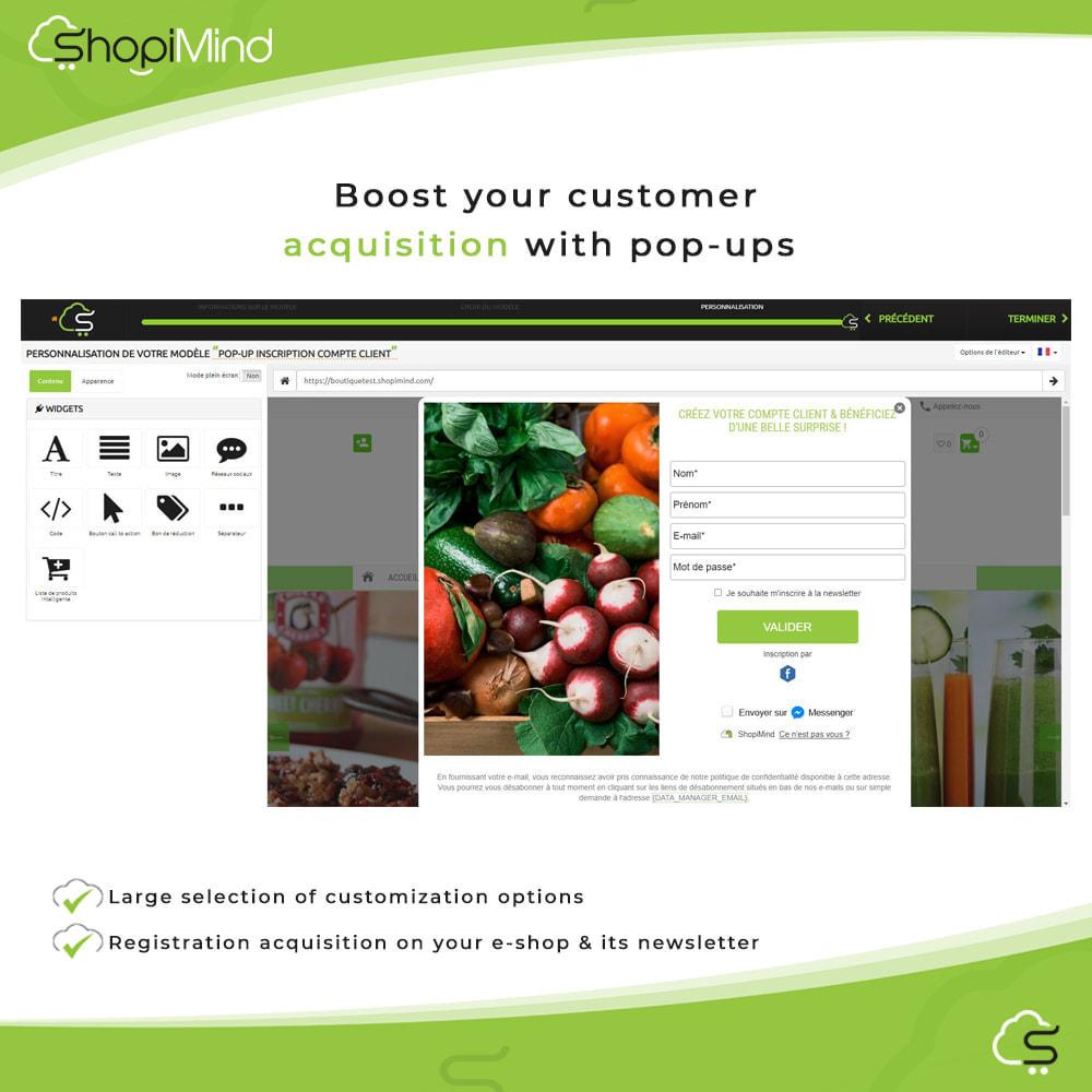 module - Remarketing & Warenkorbabbrüche - ShopiMind - Smart marketing multichanel - 9