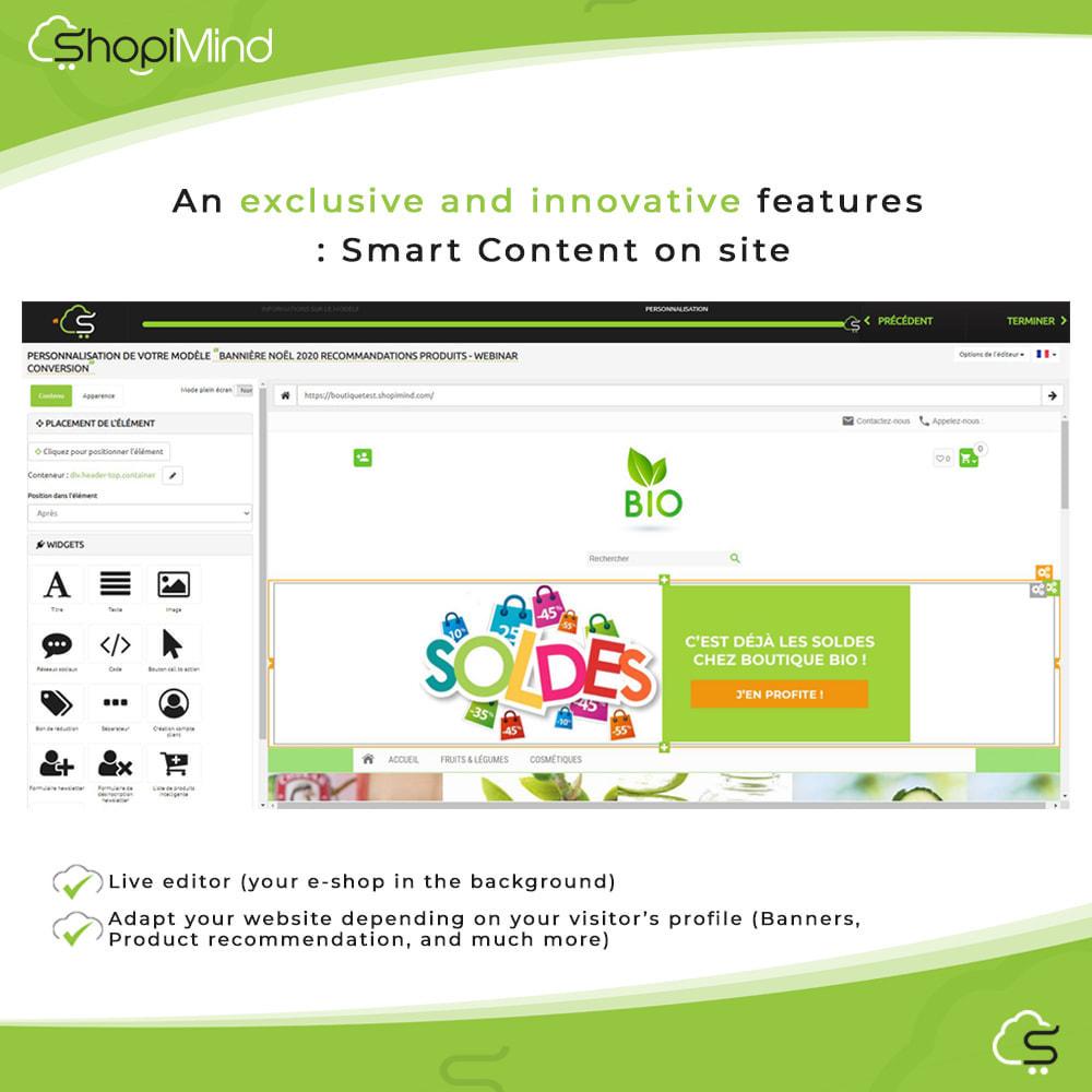module - Remarketing & Warenkorbabbrüche - ShopiMind - Smart marketing multichanel - 10