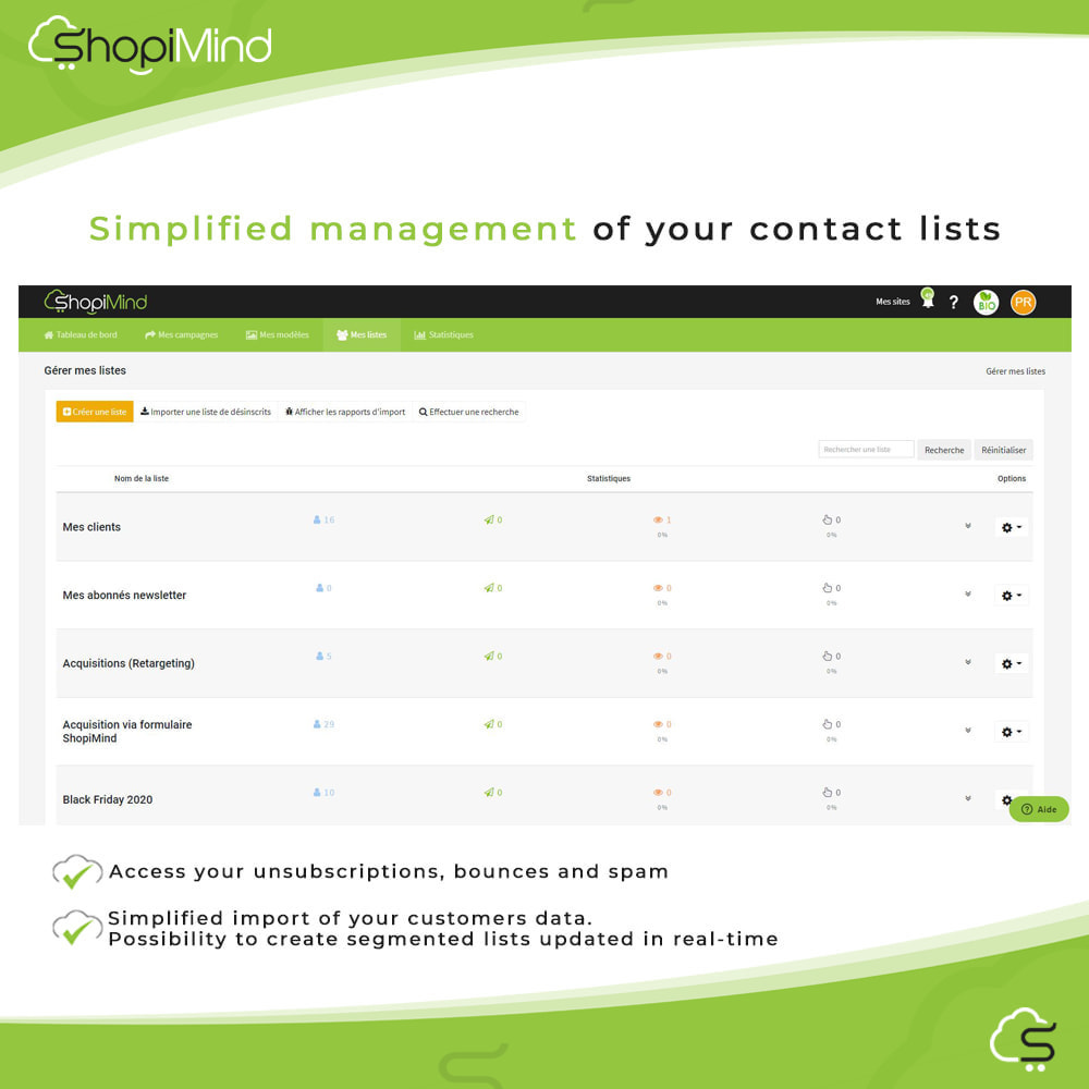 module - Remarketing & Warenkorbabbrüche - ShopiMind - Smart marketing multichanel - 12