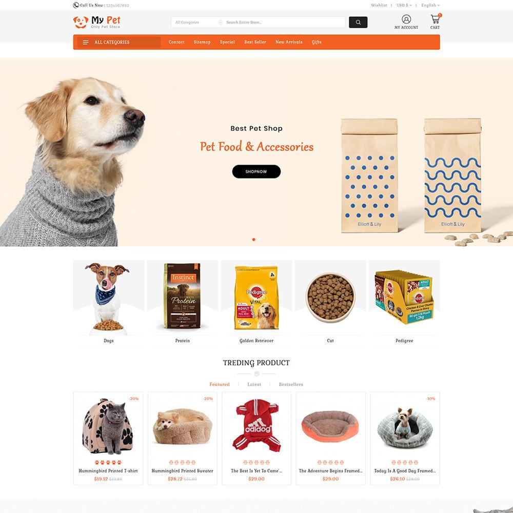 theme - Zwierzęta - My Cute Pet  Store - Specials Pet Store - 2