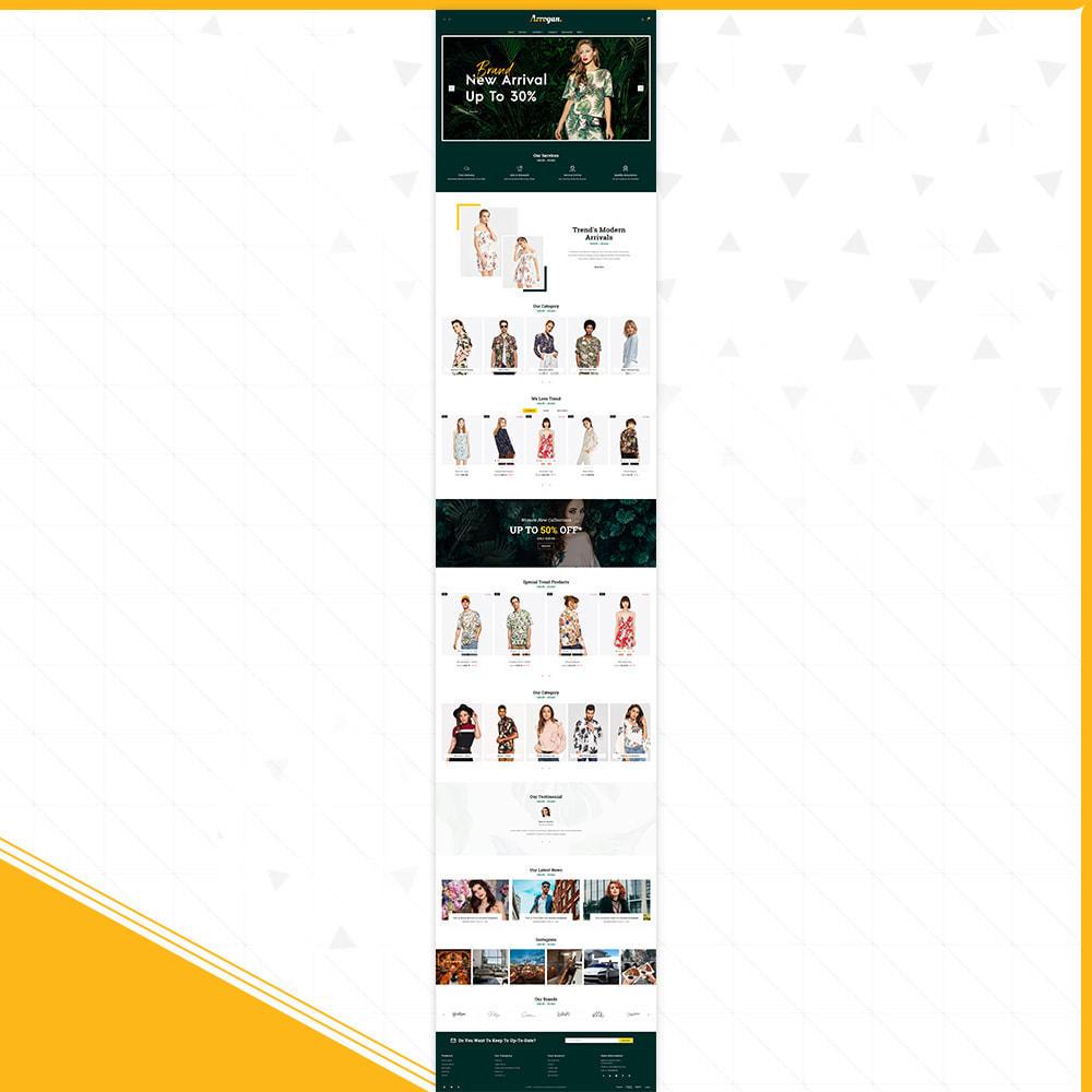 theme - Moda & Obuwie - Digital Fashion–Arrogan Store - 2