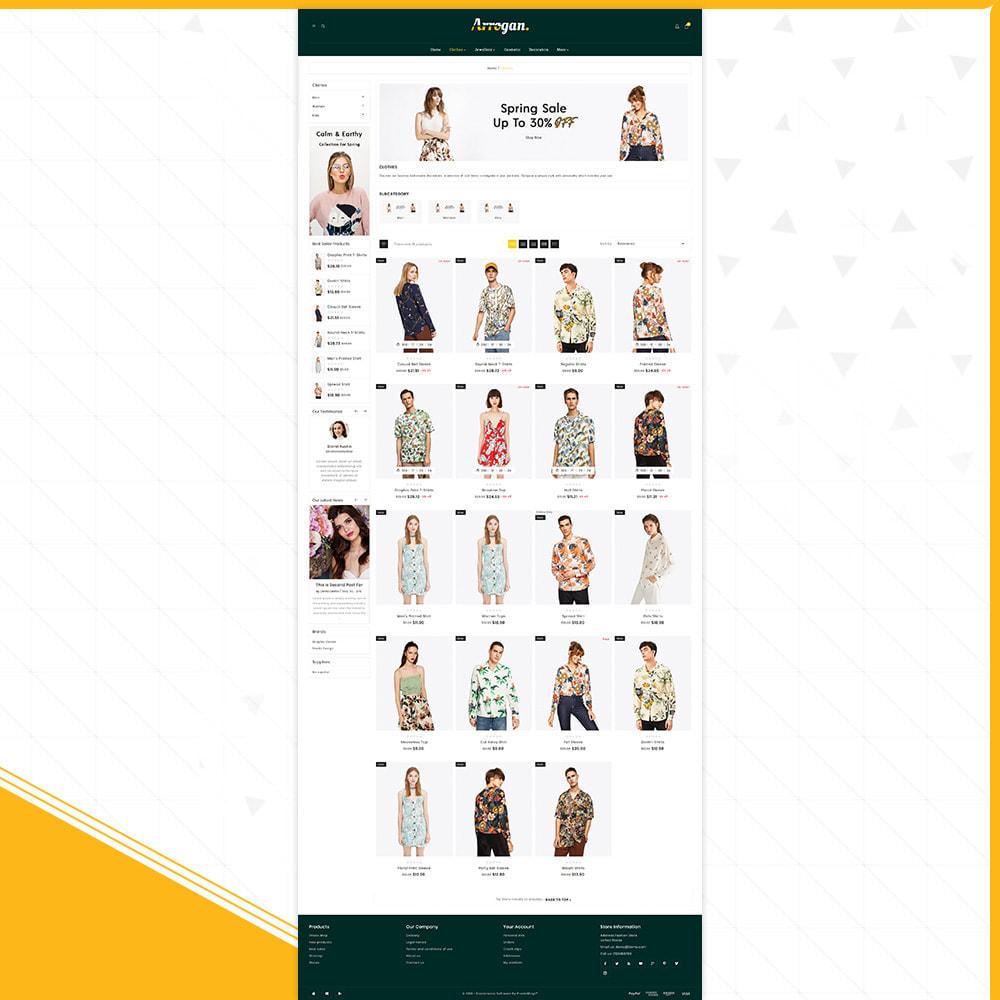theme - Moda & Obuwie - Digital Fashion–Arrogan Store - 3