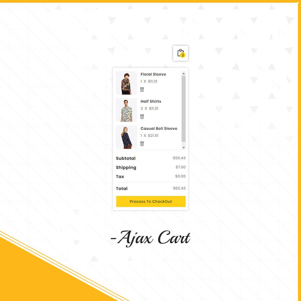 theme - Moda & Obuwie - Digital Fashion–Arrogan Store - 7