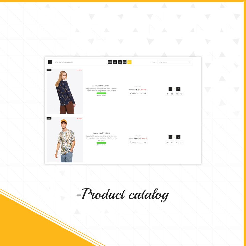 theme - Moda & Obuwie - Digital Fashion–Arrogan Store - 11
