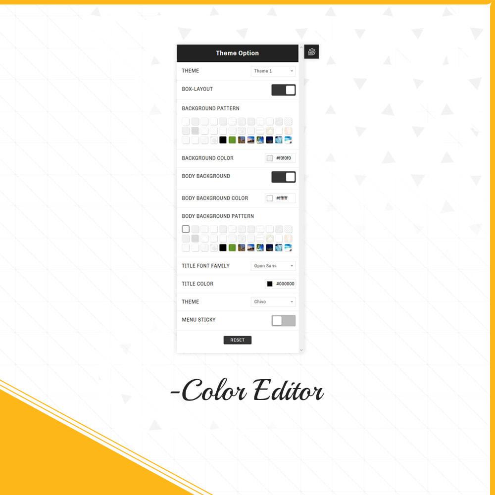 theme - Moda & Obuwie - Digital Fashion–Arrogan Store - 12