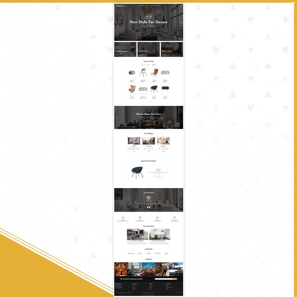 theme - Dom & Ogród - Digital Furniture–Deckra Home Store - 2