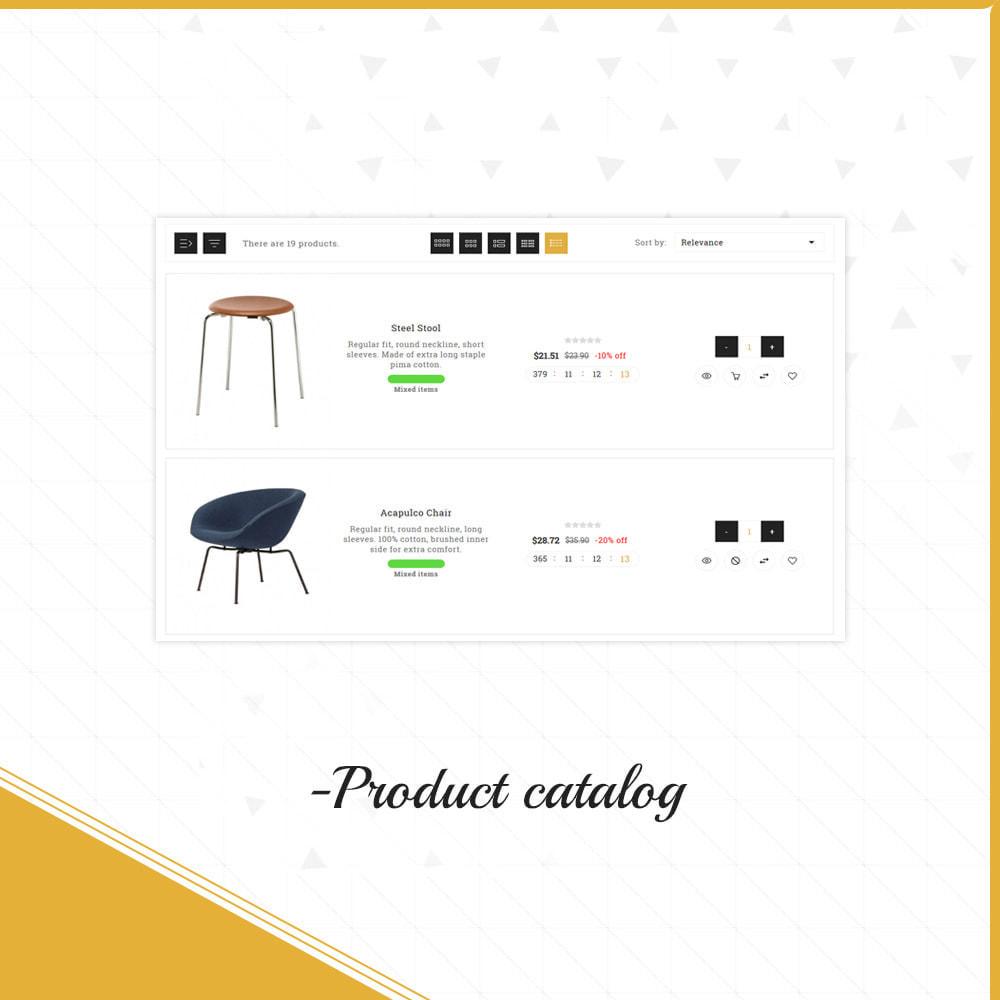 theme - Dom & Ogród - Digital Furniture–Deckra Home Store - 11