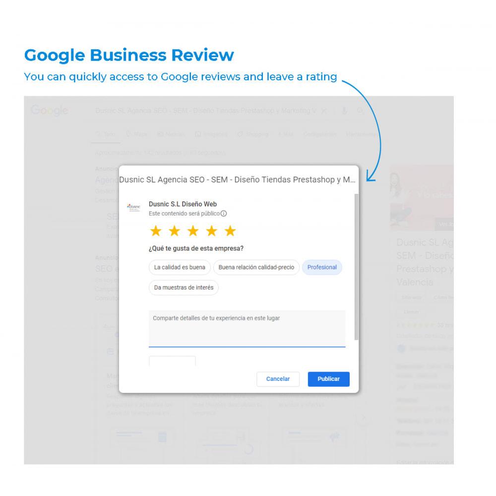 module - Customer Reviews - Easy get Google My Business Reviews - 3