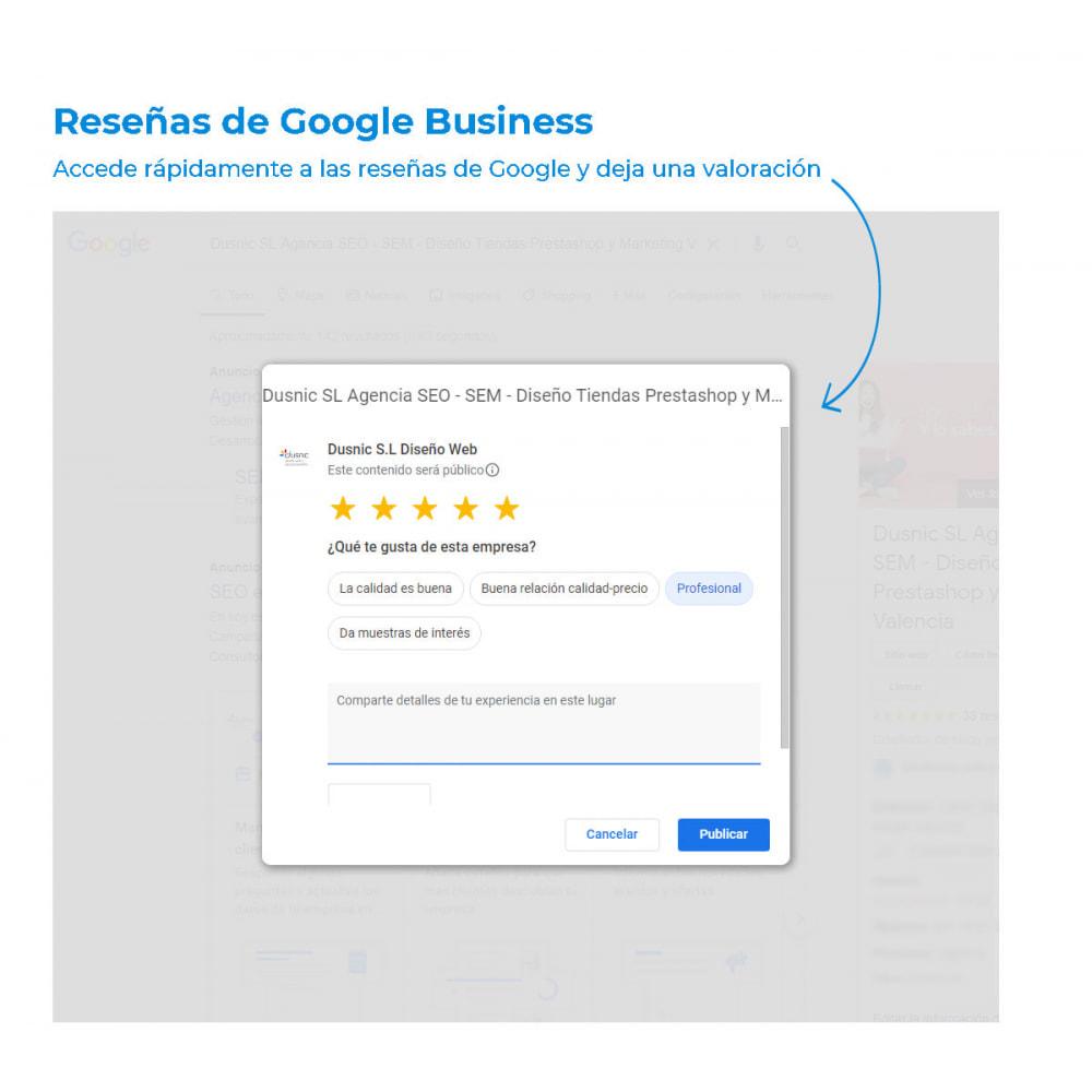 module - Comentarios de clientes - Obtén valoraciones y reseñas en Google - 3