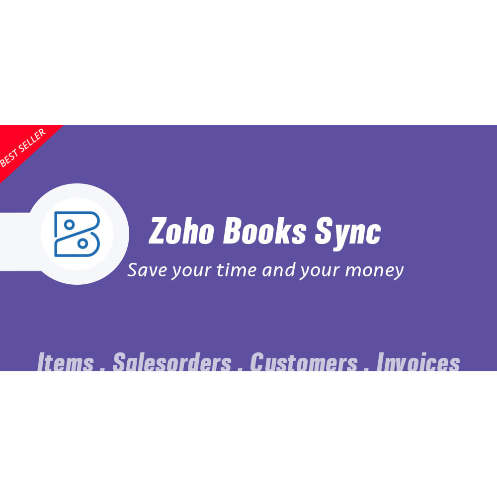 module - Datenmigration & Backup - Zoho books sync - 1