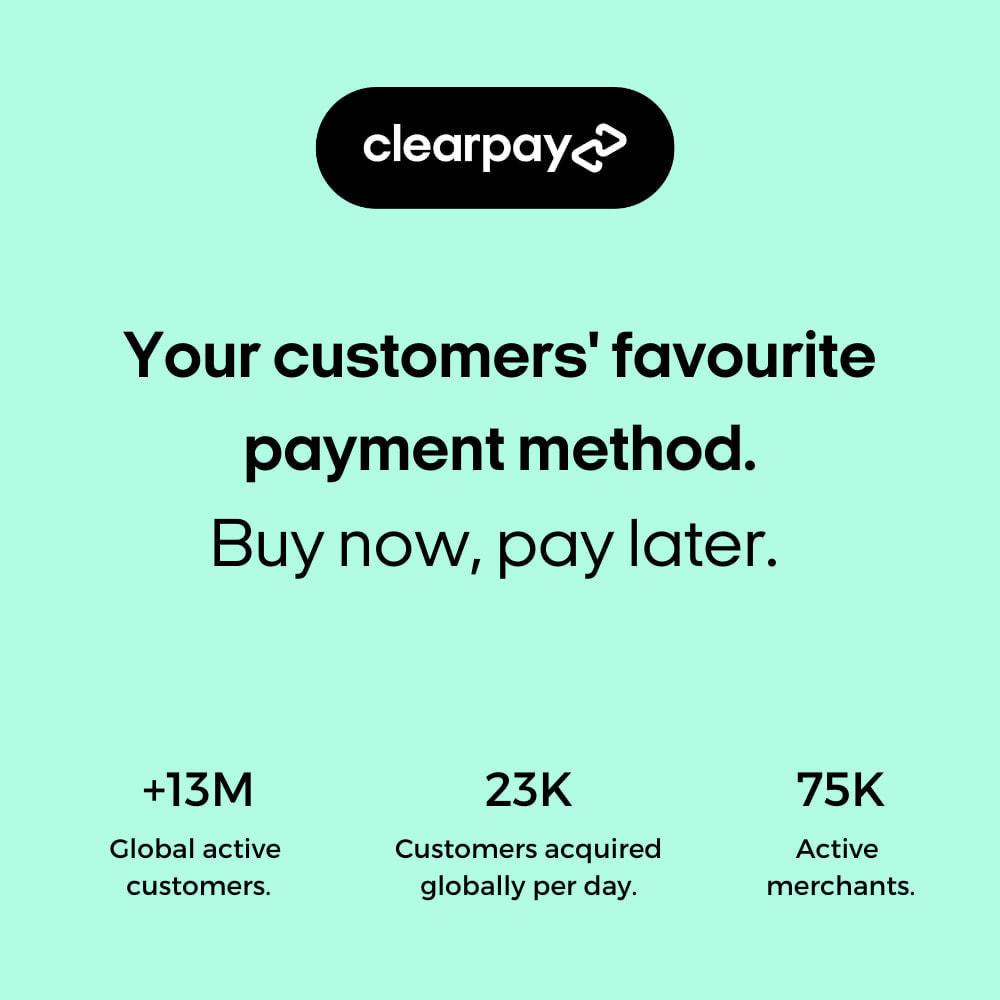 module - Платежи и платежные системы - Clearpay - 2