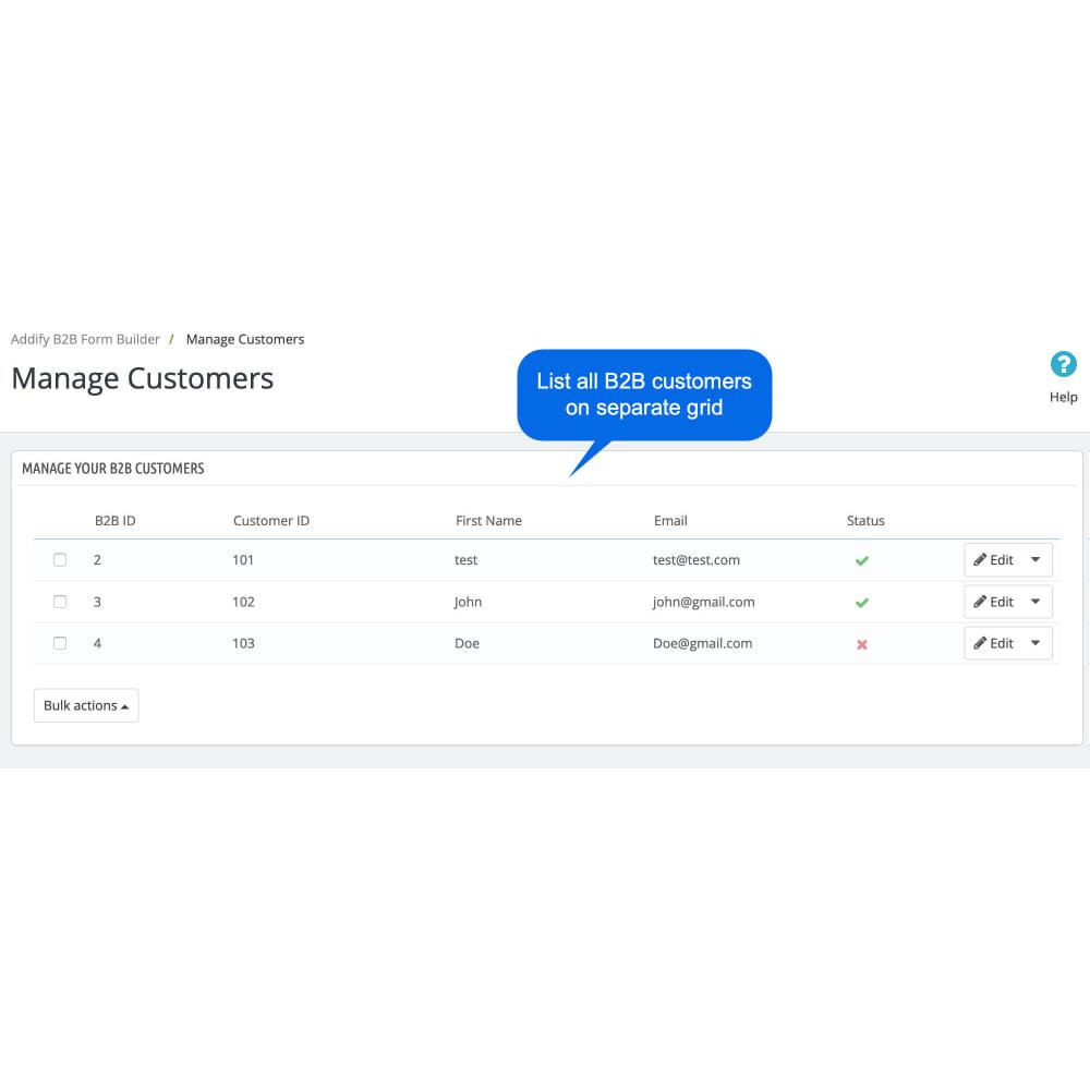 module - Registratie en Proces van bestellingen - B2B Custom Registration Forms Builder - 10