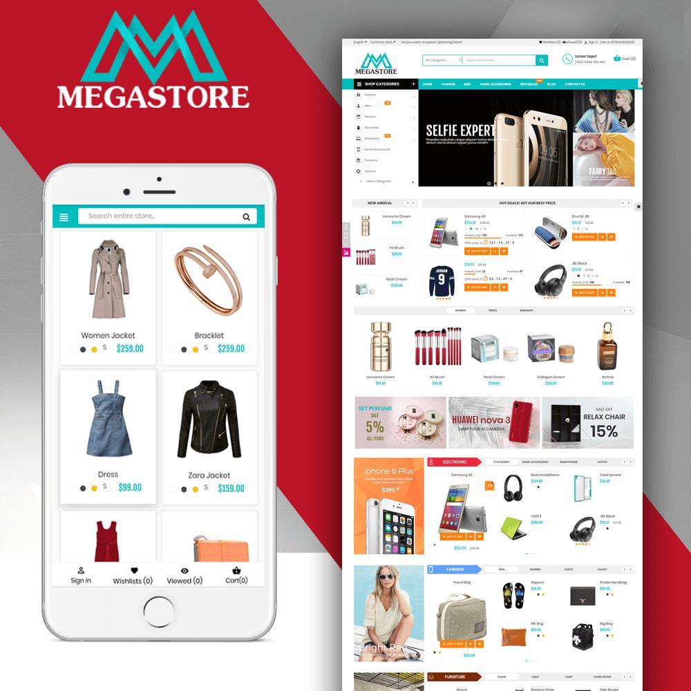 theme - Eletrônicos & High Tech - Mega shop online - 1