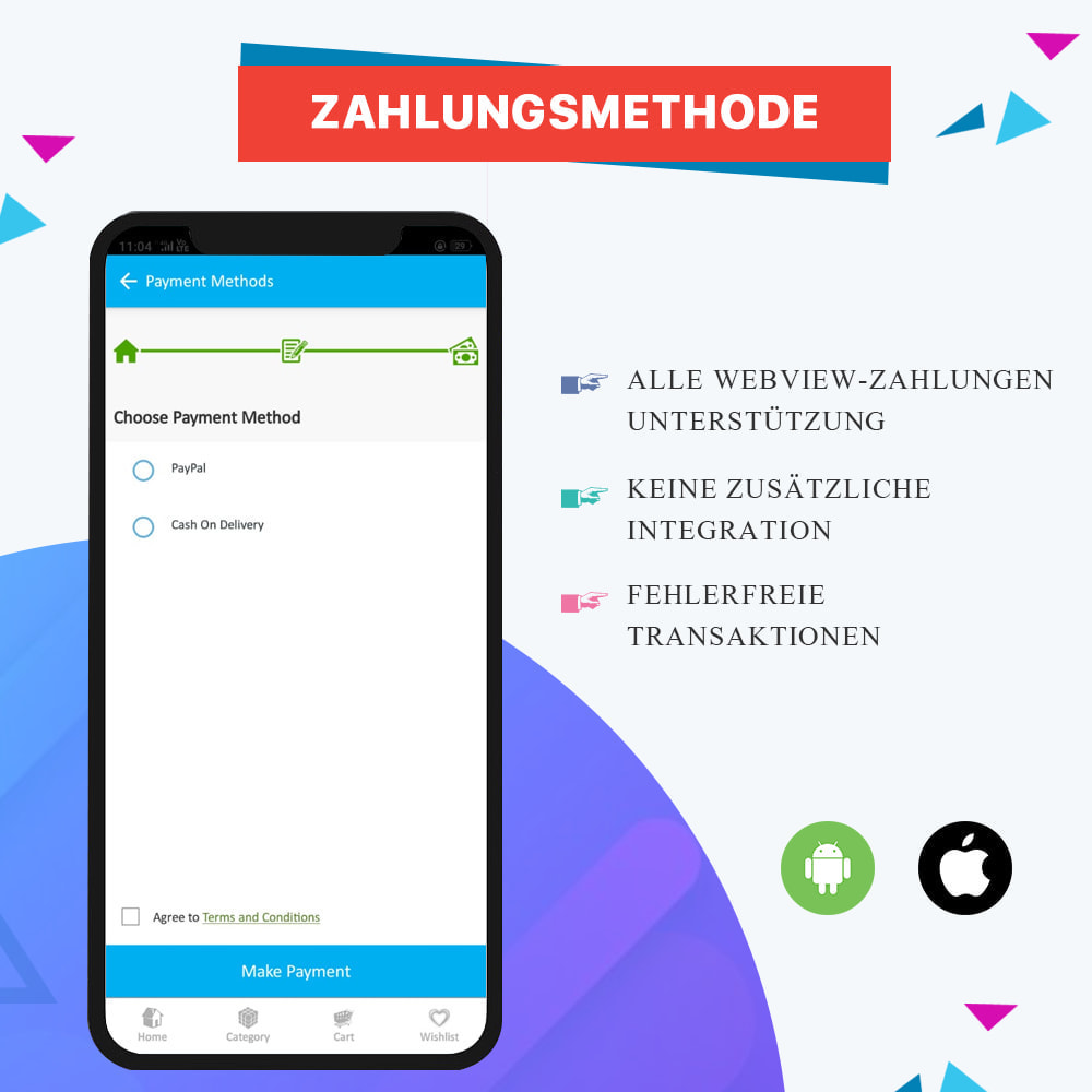module - Mobile Endgeräte - Knowband - Android und iOS Mobile App Builder - 9