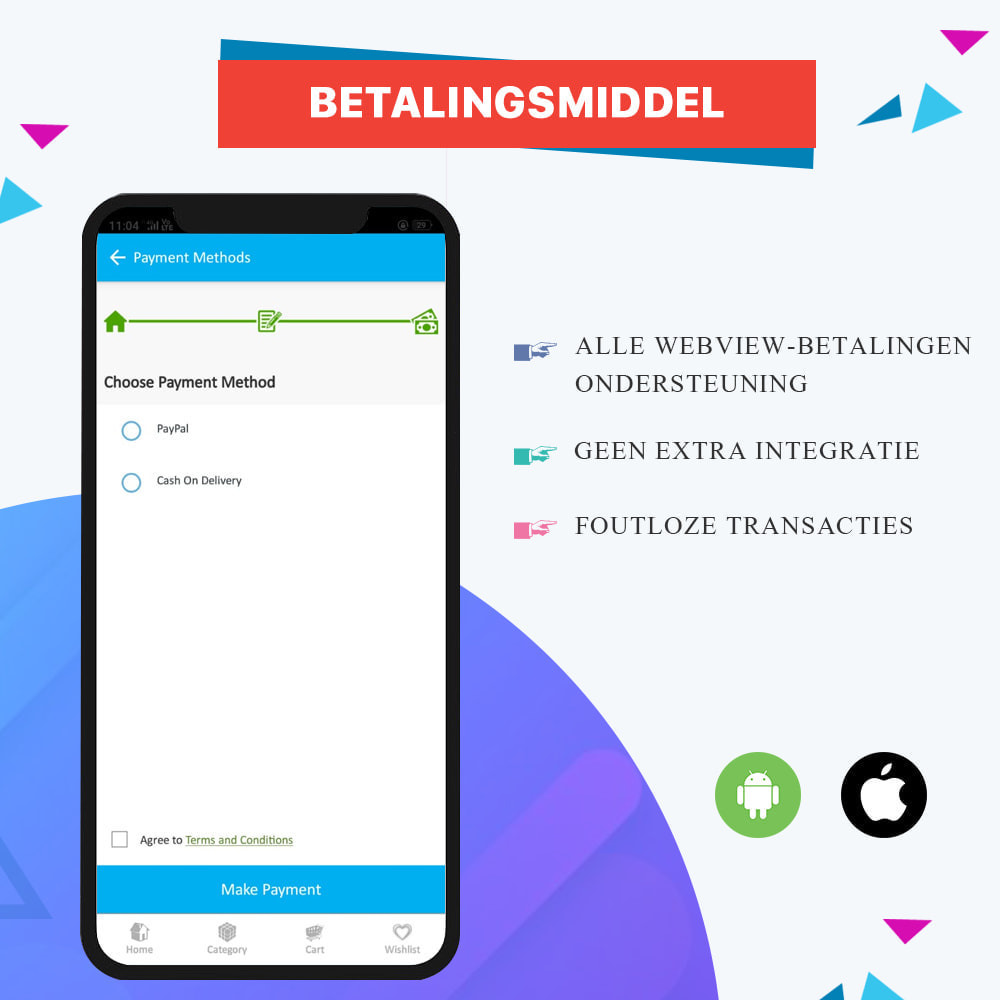 module - Mobiele apparaten - Knowband - Android en iOS Mobile App Builder - 9