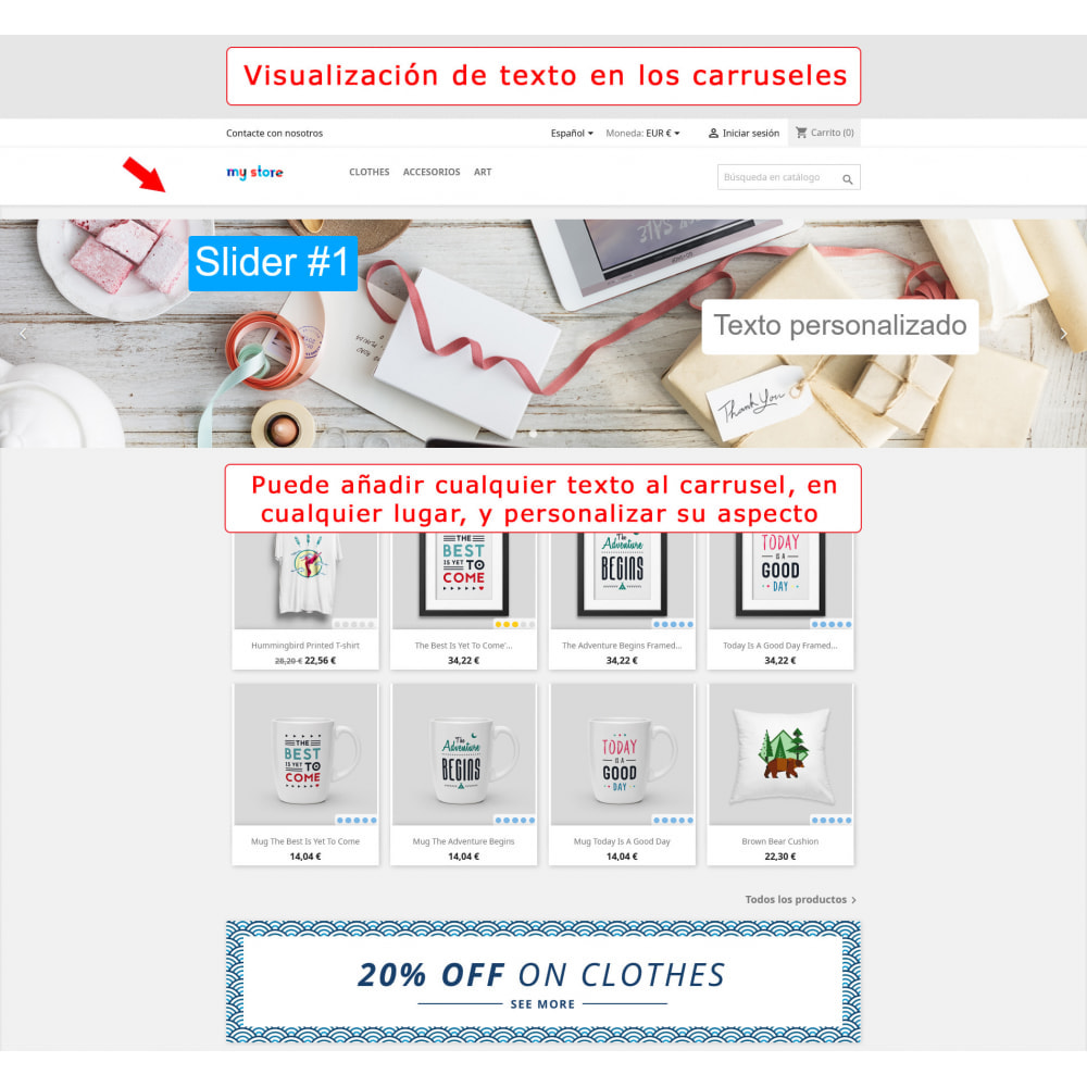 module - Sliders y Galerías de imágenes - Carrusel de pantalla completa - 7