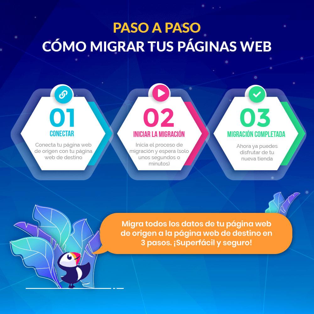 module - Migración y Copias de seguridad - MIGRATION 4.0–Herramienta de Actualización y Migración - 5