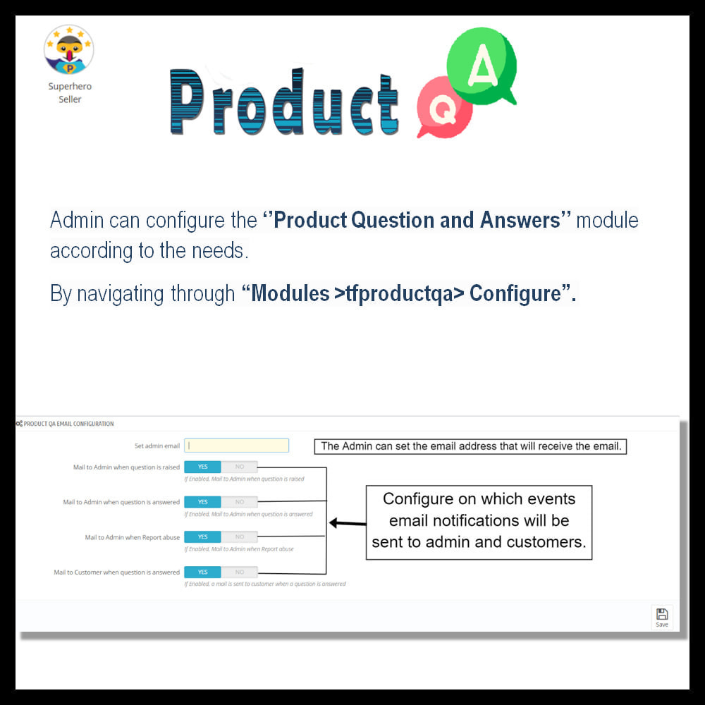 module - FAQ (Frequently Asked Questions) - Product Question and Answer -Ask Question, Get Answers - 5