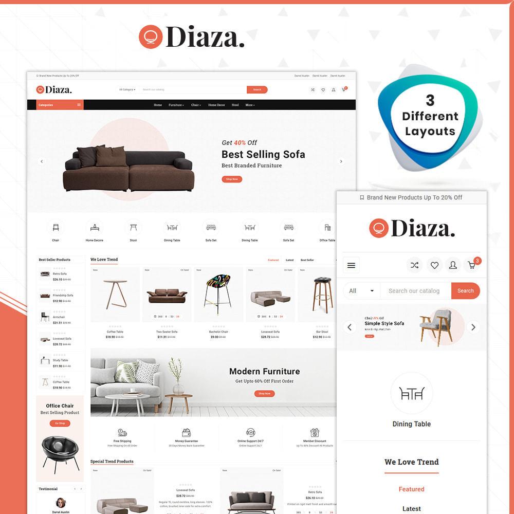 theme - Dom & Ogród - Furni  Diaza- Furniture Big Shop - 1