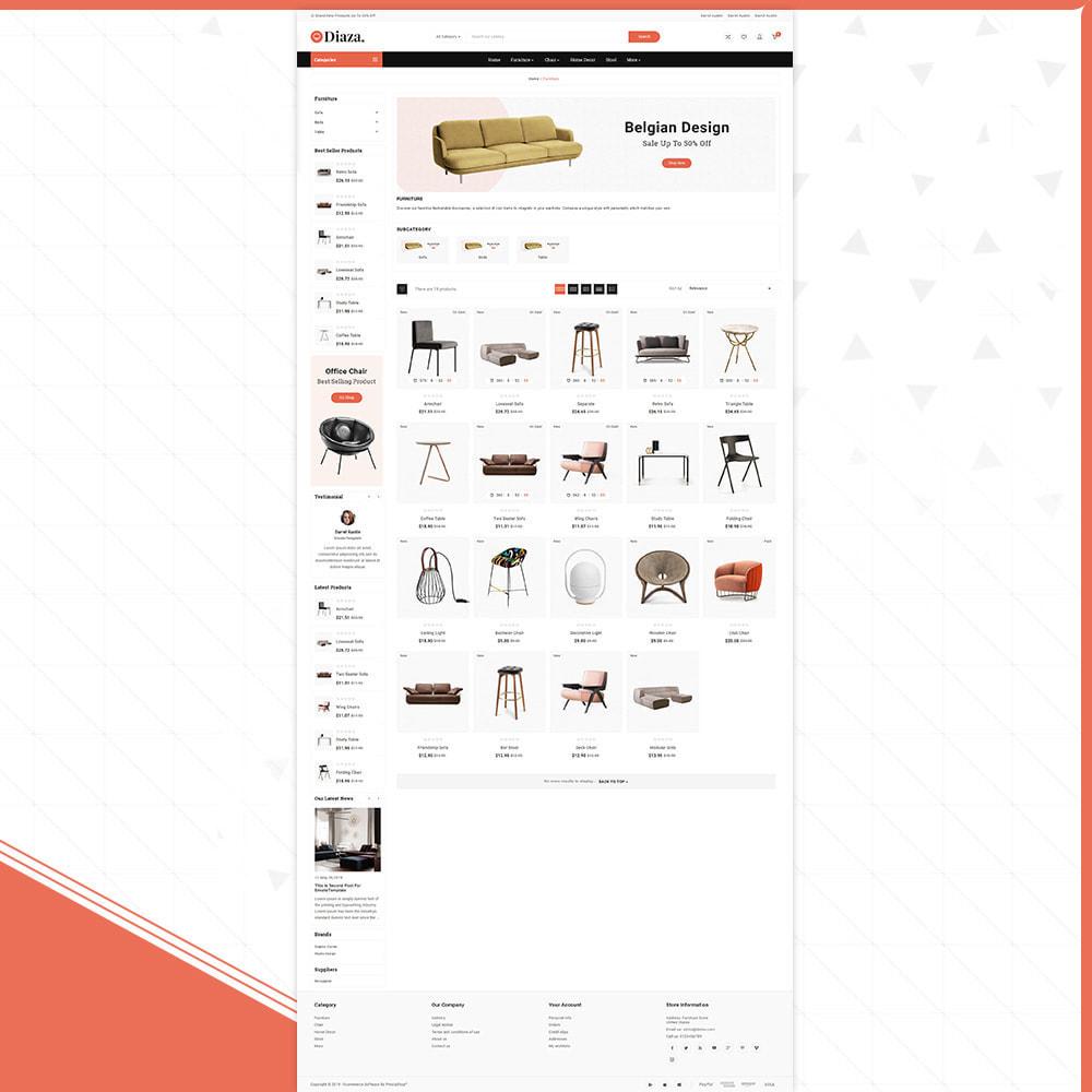theme - Dom & Ogród - Furni  Diaza- Furniture Big Shop - 3
