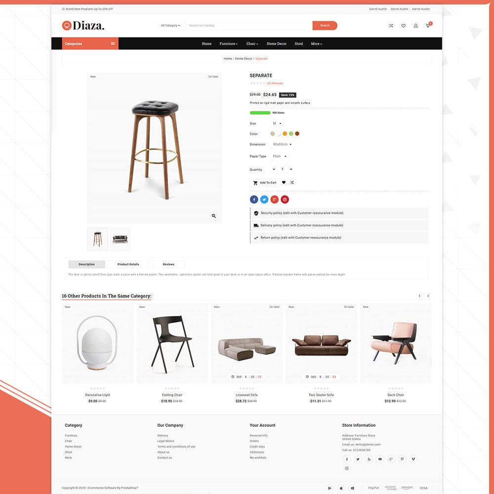 theme - Dom & Ogród - Furni  Diaza- Furniture Big Shop - 4